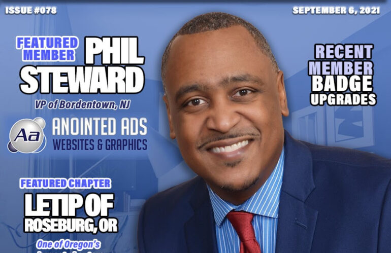 Our founder, Phil Steward, is featured in National Digital Magazine