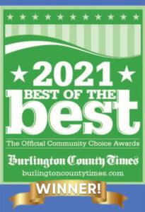 Best of the Best Burlington County Times - Winner
